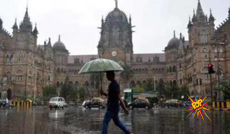 IMD issues Red Alert in Mumbai as Heavy Rainfalls Lashes MMR Region; Waterlogging Hits Train Services