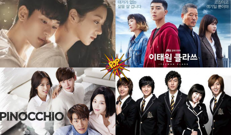 Here are Top 5 Korean Dramas you can watch this weekend: