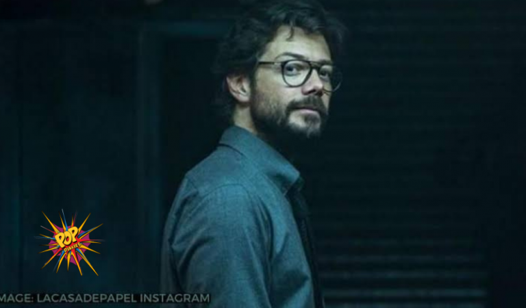 'At first I thought i was going to die' says Money Heist Actor Alvaro Morte, find out why..