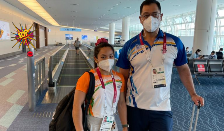 Olympic Silver Medalist Mirabai Chanu Heads to India This Morning; Will Land in Delhi by Evening