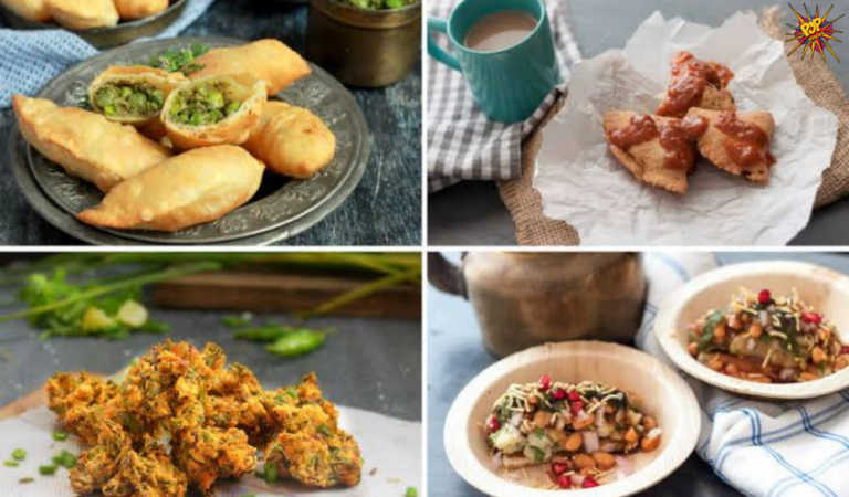 Is it raining? Wanna have something spicy, delicious, warm & willing? Then check out these Top 8 snacks perfect for rainy days!
