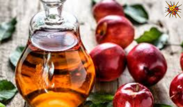 """""""Beauty is the promise of happiness"""" Top Apple cider vinegar benefits of hair, skin & body:"""