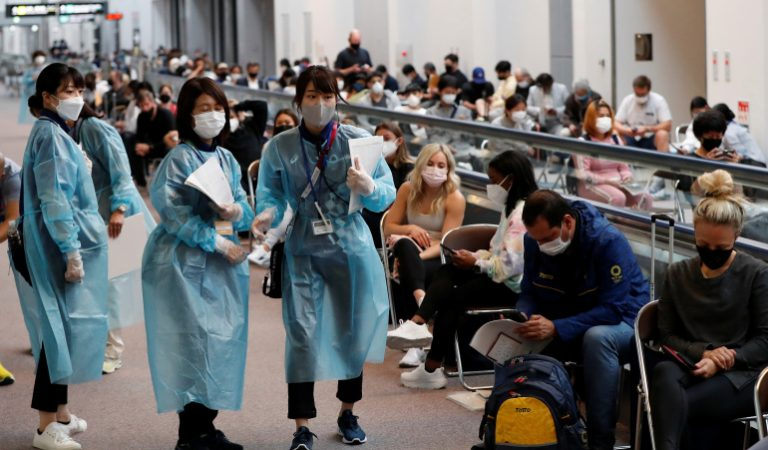 Tokyo Olympics: Covid-19 Cases Rise to 71; South African Football Team under Concern