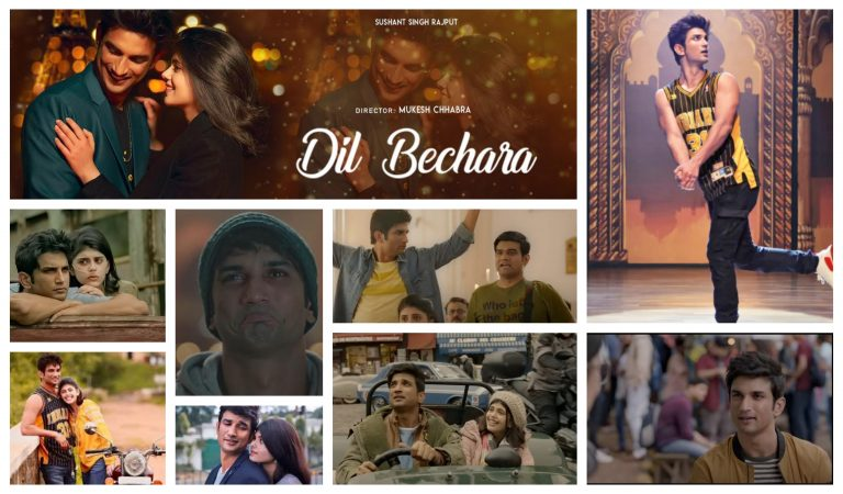 1 Year Of Dil Bechara – Sushant Singh Rajput's Last Film Will  Make You Love, Laugh And Cherish The Beautiful Moments Of Life
