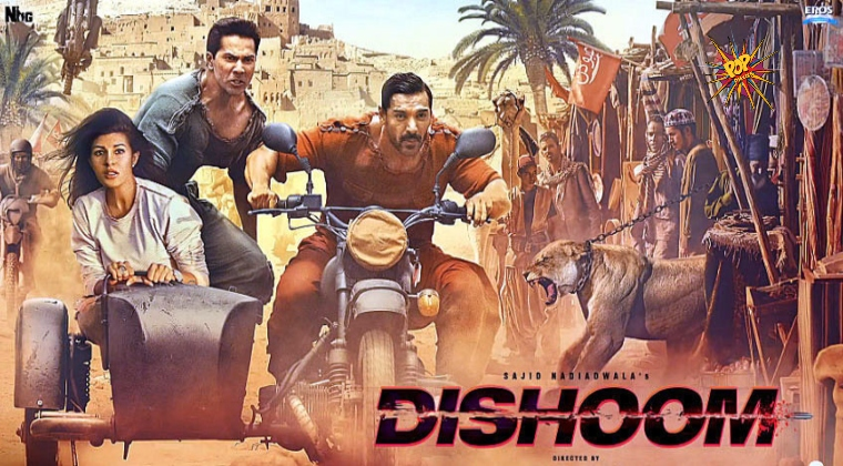 5 Years Of Dishoom – When John Abraham And Varun Dhawan Came Together For Buddy Cop Action Flick