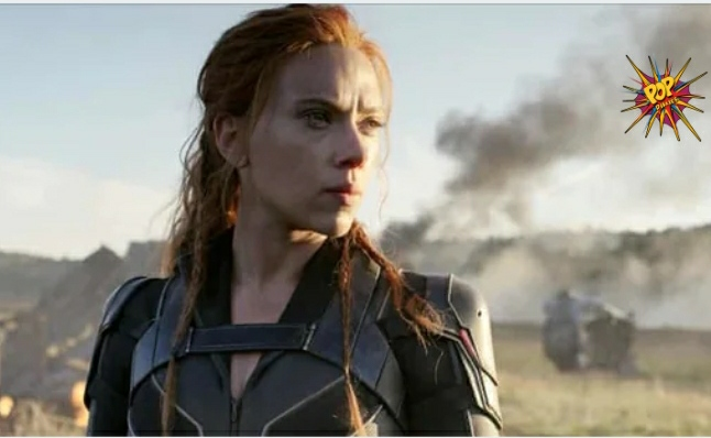 Scarlett Johansson gains a loss of ₹371 crores for her Black Widow movie's streaming release, files a case against Disney