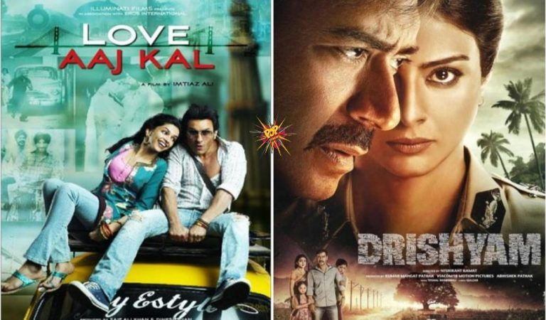 This Day That Year Box Office Trivia : When Love Aaj Kal And Drishyam Were Released On 31st July