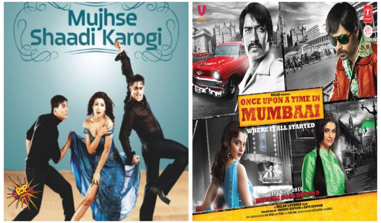 This Day That Year Box Office Trivia : When Mujhse Shaadi Karogi And Once Upon A Time In Mumbai Were Released On 30th July