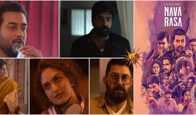 Navarasa Trailer Out – The 9 Stories Anthology Promises To Give You Goosebumps