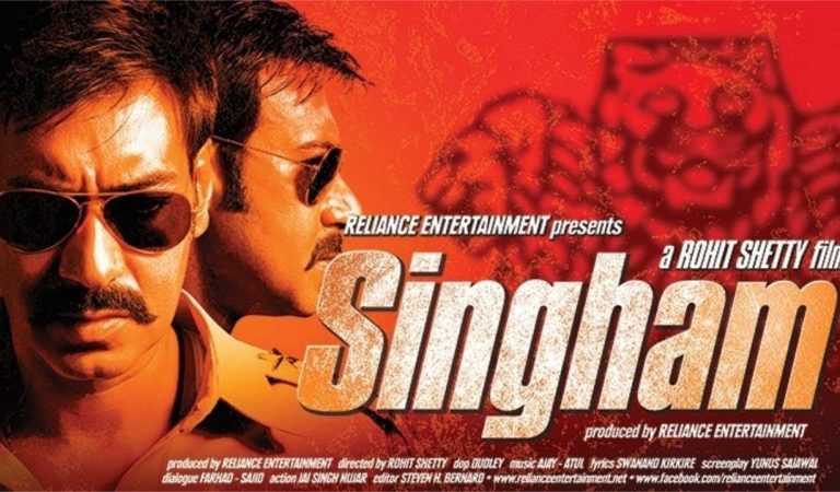 10 Years Of Singham – When Ajay Devgn Stole The Show As Bajirao Singham