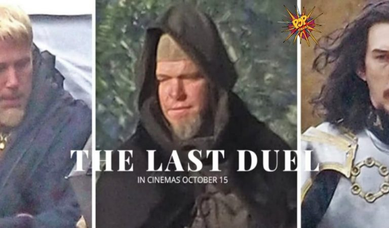 Matt Damon And Ben Affleck Come Together For A Ridley Scott's The Last Duel