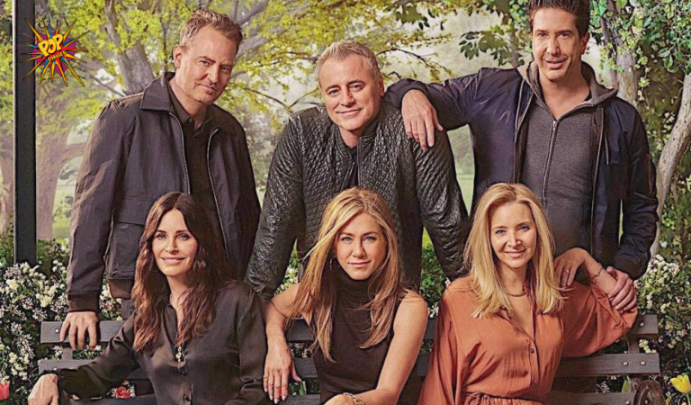 Friends: The Reunion gets its television premiere date!