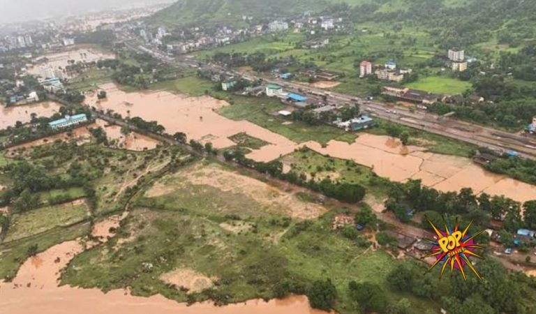 Land Slide in Mahad Damages 32 Houses; 38 People Died, Over 40 Missing, No Rescue Teams in 18 Hours