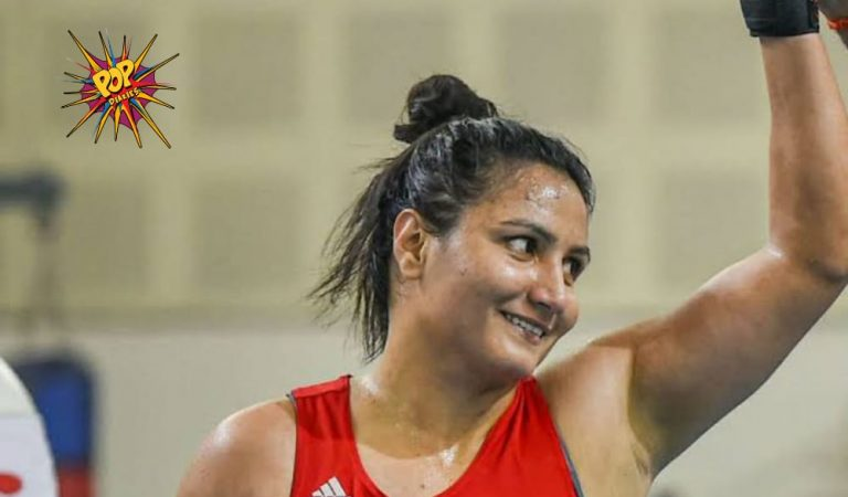 Asian Champion Pooja Rani Just One Win Away From Olympic Medal; Sails into Qualify Algeria's Ichrak Chaib