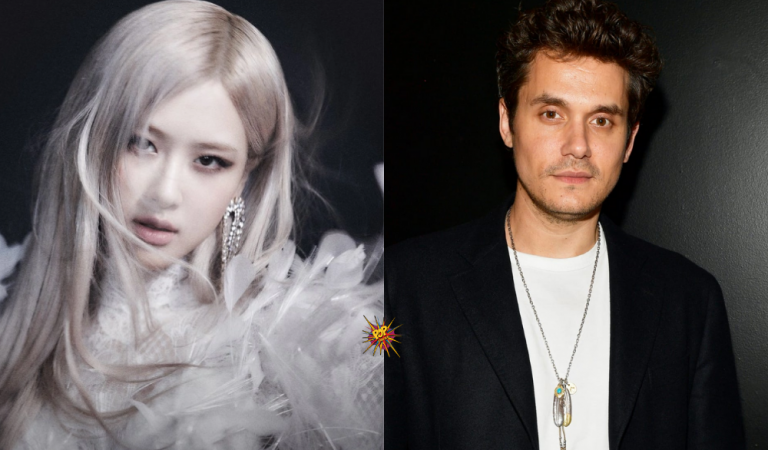 BLACKPINK's Rosé Received A Beautiful Gift From Singer John Mayer, Find out What It Is