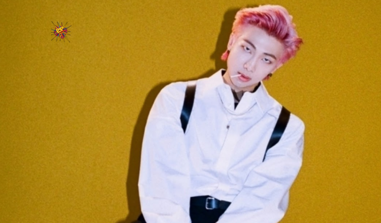 KOMCA Recognized BTS's RM As The Youngest Most Credited Korean Artist