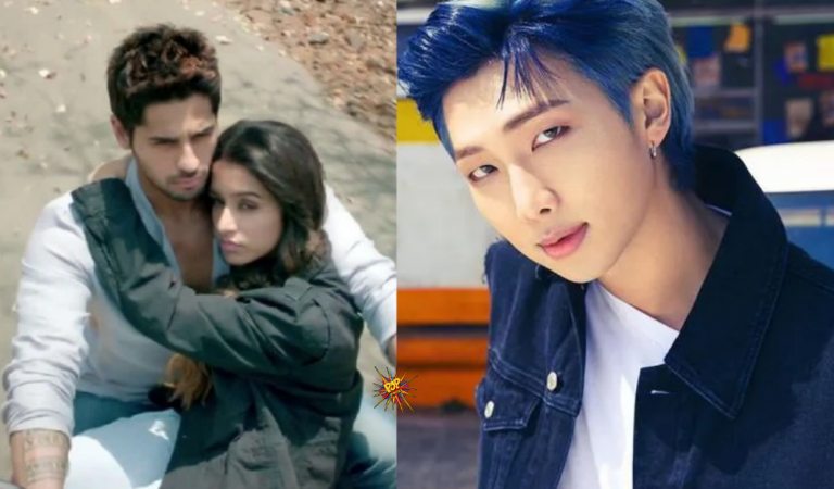 BTS RM Gave A Sweet Respond To An Indian ARMY Who Dedicated  Ek Villain's Humdard Song To Him