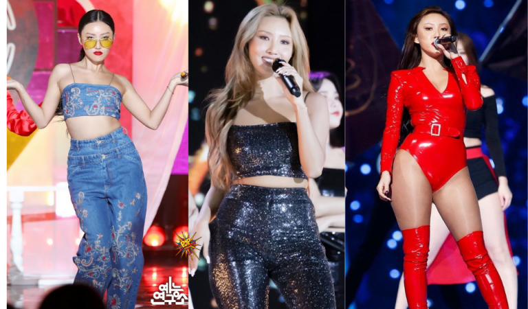 Happiest Birthday: 8 Times Mamamoo's Hwasa Swooned Us With Her Sexy Fashionable Outfits