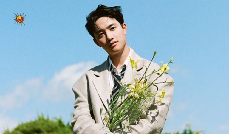 """EXO D.O'.s First Solo Album """"Empathy"""" Tops iTunes Top Album Chart In 59 Countries"""