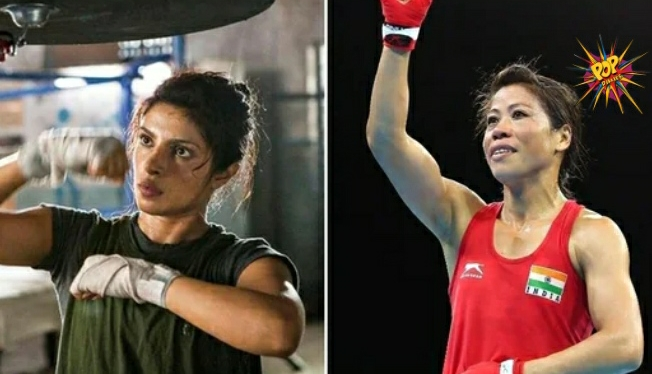 Priyanka Chopra bombards Mary Kom with praises after her Olympics exit: Read to know more