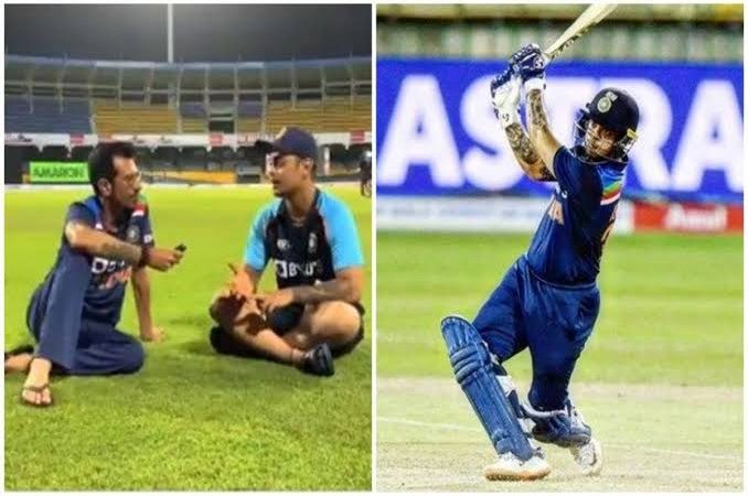 Ishan Kishan Describes Story Behind First Six on First Ball of His ODI Debut