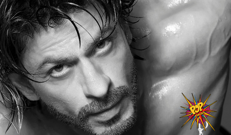 Shah Rukh Khan's photoshoot from Dabboo Ratnani's 2021 calendar is making all the fans go Cray-Cray!