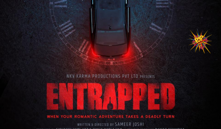 Entrapped a film inspired by True Events starring Adhyayan Suman and Sheetal Kale is a never-seen-before contained thriller. A least attempted genre.