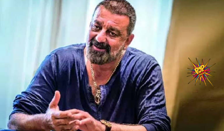 At the shoot of Bhuj:The Pride of India, Actor Sanjay Dutt meets Jawaans from the Indian Army
