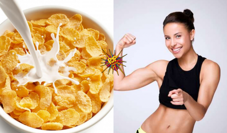 Health benefits: Eating cornflakes for breakfast is extremely beneficial for health!