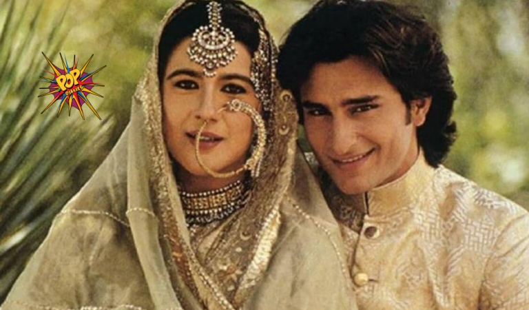 Sara Ali Khan thinks it was the best decision to make, on her parents Saif Ali Khan and Amrita Singh's divorce