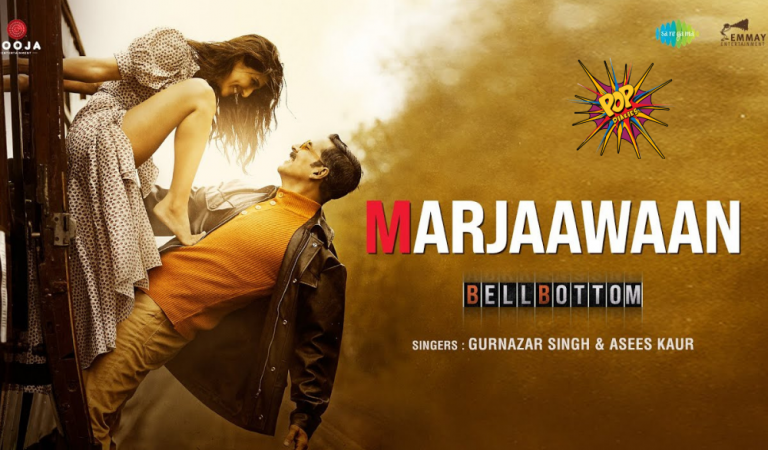 Akshay Kumar and Vaani Kapoor create magic in a soul stirring song 'Marjaawan' from Bellbottom!