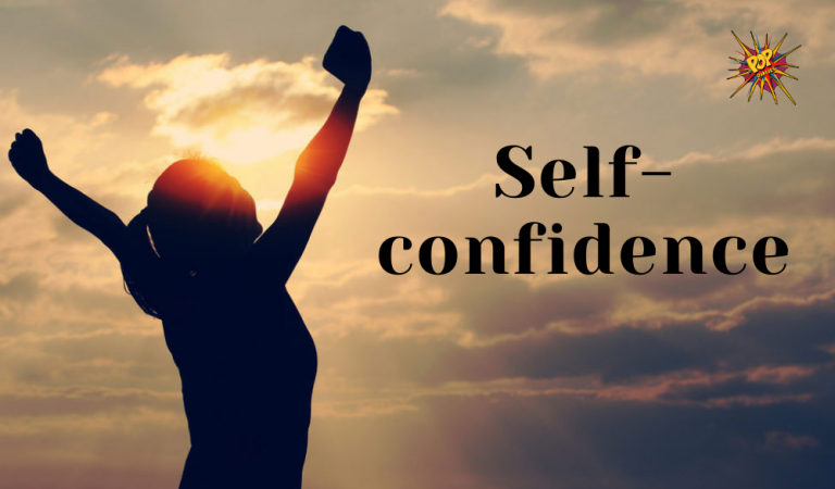 The Most Beautiful Things That You Can Wear Is Confidence, Here's the Five Way That Will Help To Build Self-condfidence!