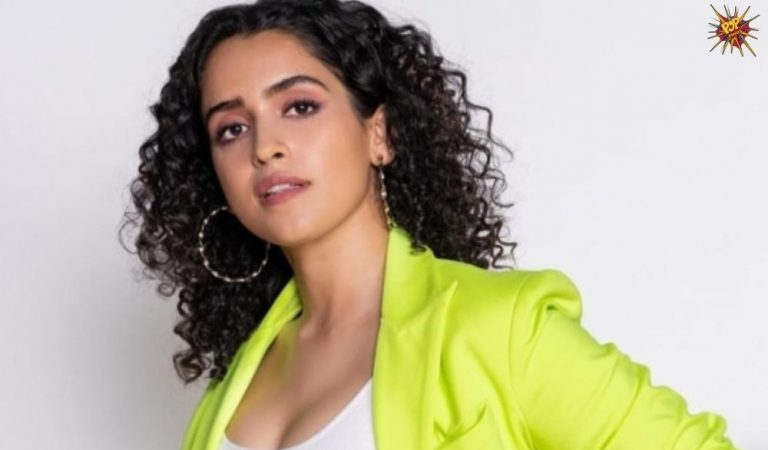 Sanya Malhotra Ditches Meat; And Confesses Of Entering To New Veggies Life! Read More!