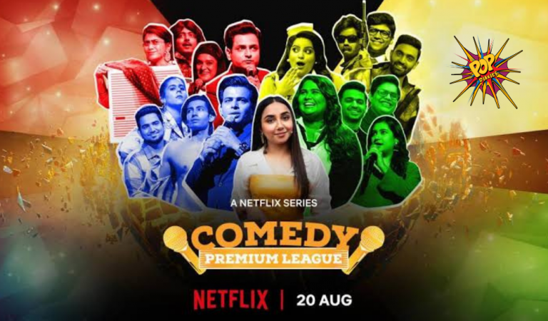 Exclusive Netflix's Comedy Premium League Review: Promising Lauging Stock on One Tap, Here We Go-