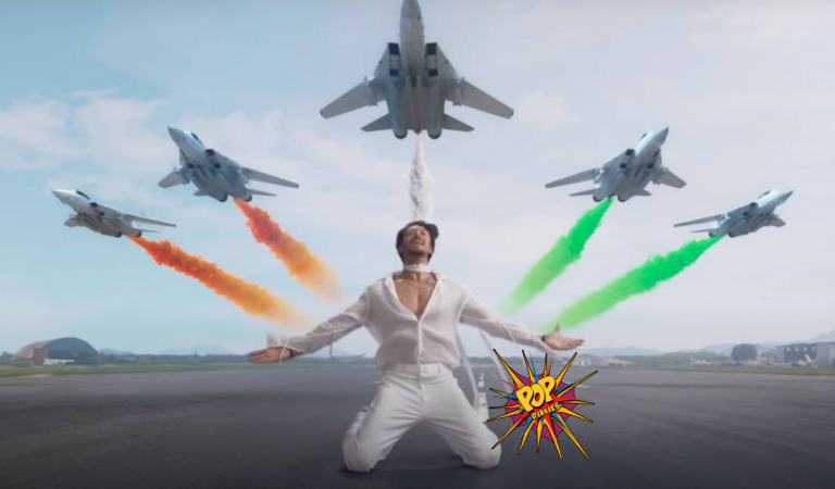 Tiger Shroff's 'Vande Mataram' instills patriotism feels in the audiences, inspires fans globally, check out their comments!
