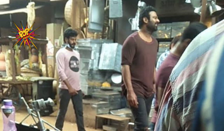 Videos and Photos of Prabhas shooting for Salaar goes viral.