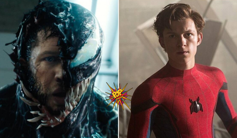 """Venom aka Tom Hardy wishes to do """"anything"""" to have a crossover movie with Tom Holland as Spiderman: Read to know more"""