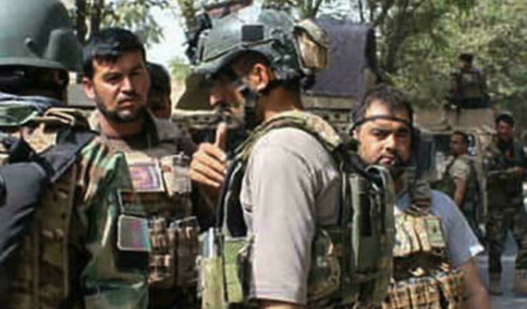 Afghanisthan Taliban Crisis: Taliban Fighters enter Presidential Palace in Kabul