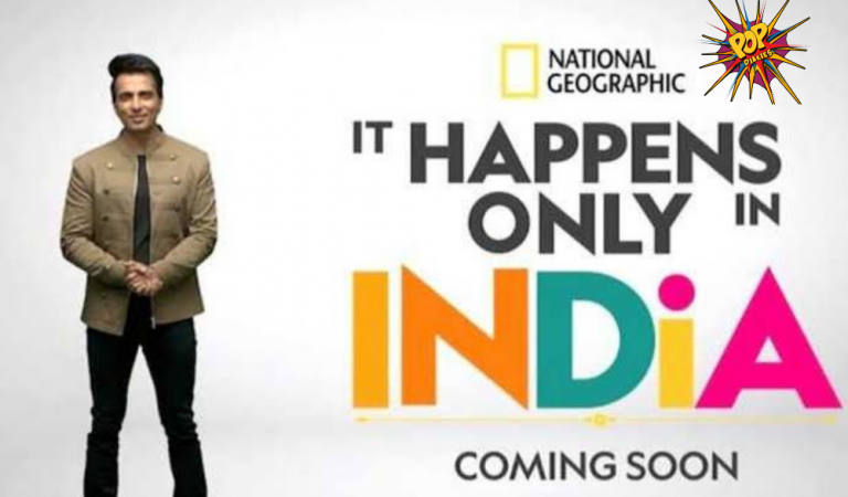 Sonu Sood to do a project with National Geographic India