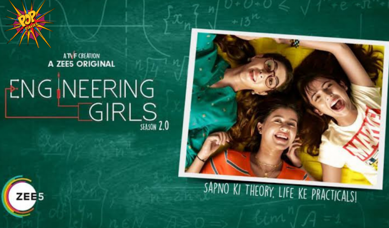 ZEE5 releases Engineering Girls 2.0 trailer – Will take you back to your college days!