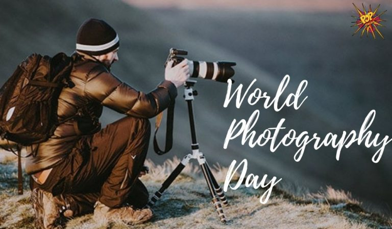 """Happy World Photography Day: """"Photography is a skill, its starts with a click and have a power to keep the memories fresh"""""""