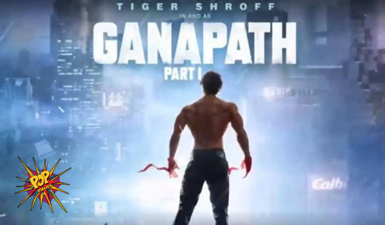 Ganapath Starring Tiger Shroff and Kriti Sanon to launch in 2022