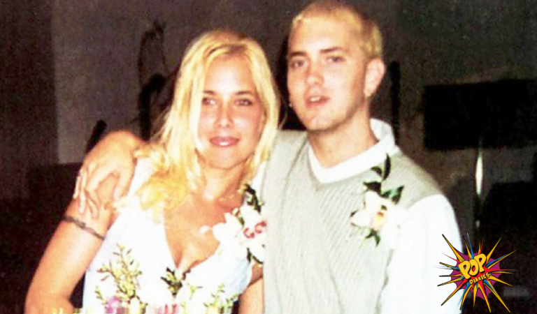 A 911Call Reveals Eminem's Ex-Wife Kim Scott Was 'Surrounded By Blood &Pills'