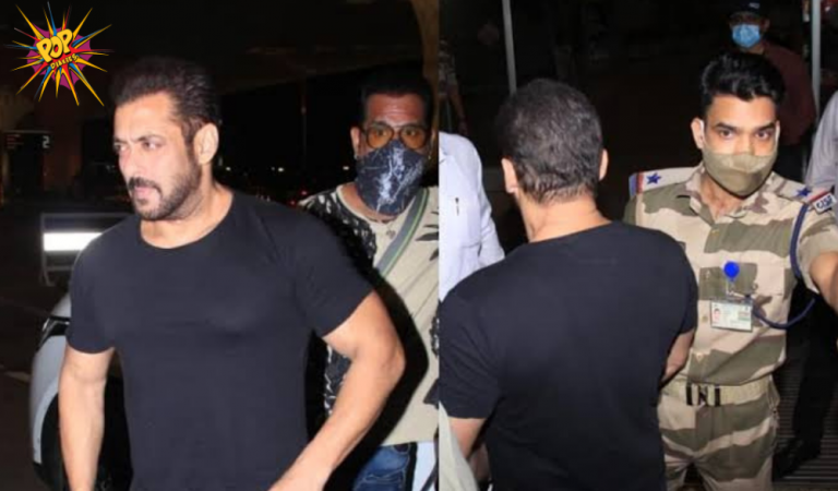 The Officer Who Stopped Salman Khan At Airport 'Rewarded' Not Penalized