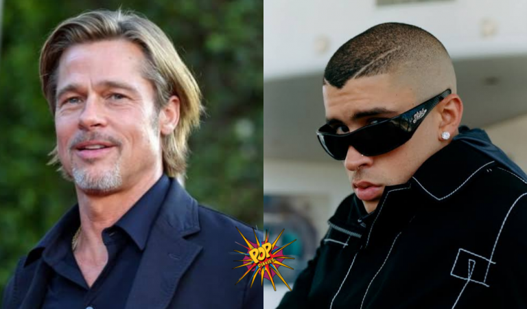 First Look of Bullet Train Screened at CinemaCon, Brad Pitt and Bad Bunny slap each other