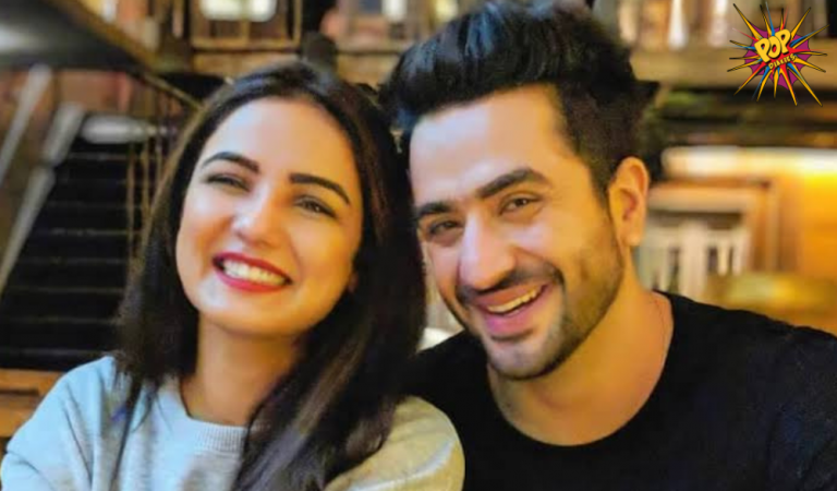 Photographs: Jasmin Bhasin And Aly Goni Keep It Easy Going And Energetic As They Get Papped Outside The Airport