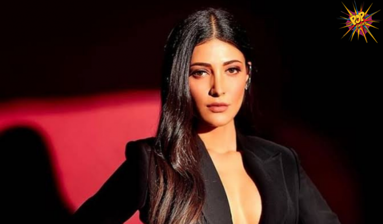 Shruti Hassan shares throwback pics from her first ever modelling gig