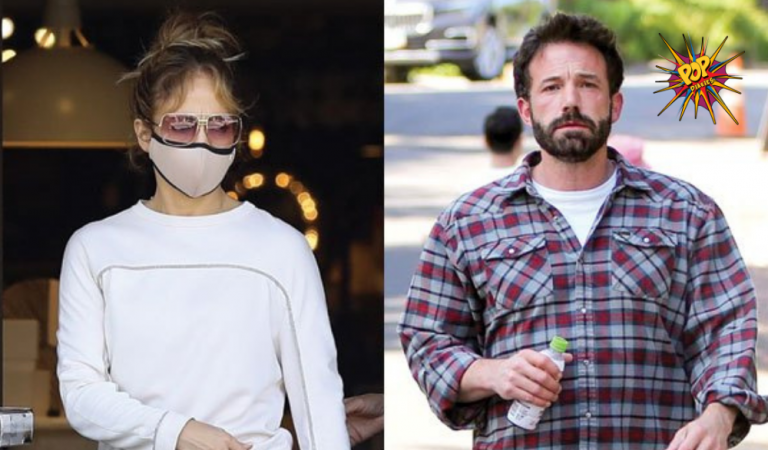 As Romantic Dinner Ends, J.LO goes Furniture Shopping While Ben Visits His Kids