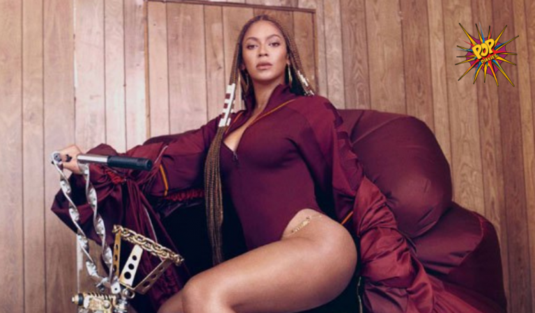 Beyoncé Rising the Temp In A Fitted Denim Jumpsuit For Sexy New Ivy Park Rodeo Ad: Read To Know More