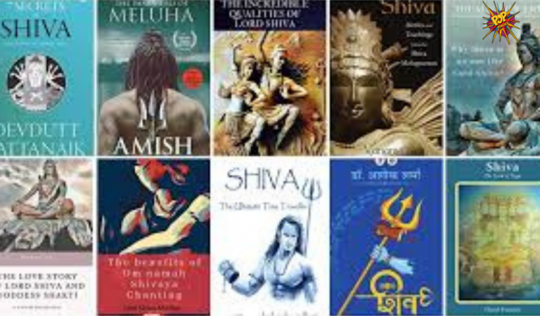 It's Lord Shiva's Month! Check out these top 10 most powerful & interesting books that no one should miss in their lifetime! :